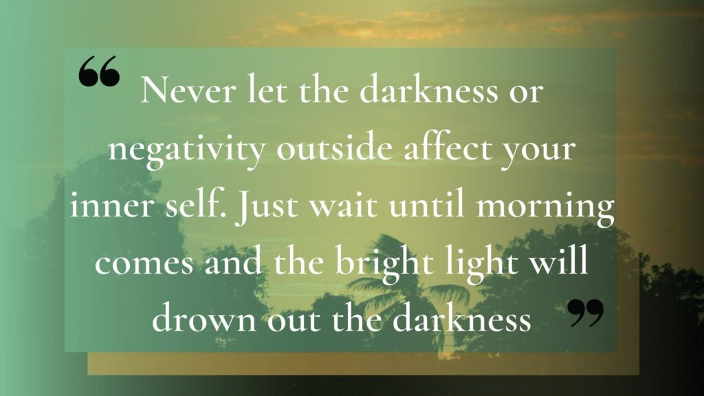 Good Night Quotes for sleep