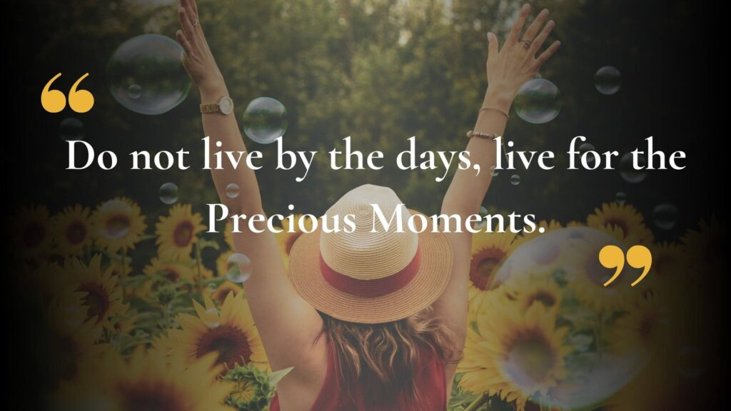 Nice Quotes about life