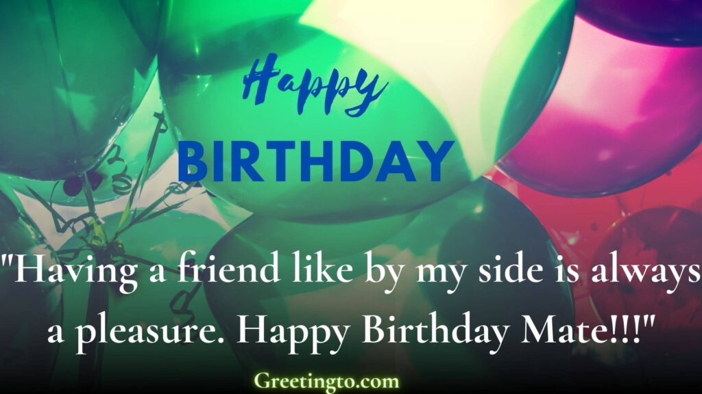 Birthday wish for a friend quotes