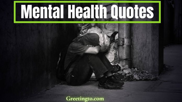 Mental Health Quotes